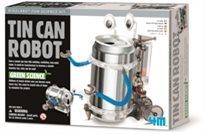 רובוטיקה / רובוט פחית שתיה - 4M