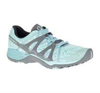 נעלי שטח וספורט לנשים - תכלת