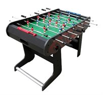 קשה שלא להתמכר! שולחן כדורגל מתקפל מבית CITYSPORT, עשוי MDF בעיצוב מודרני וצעיר