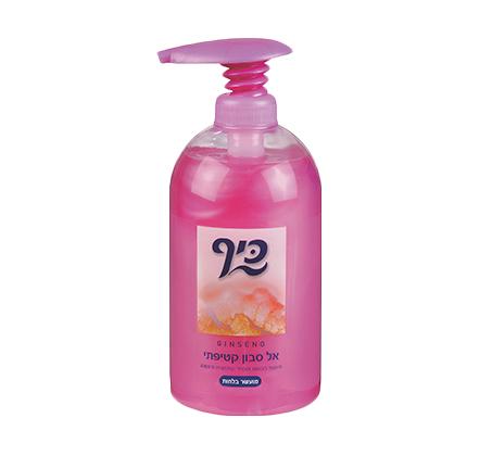 מארז 10 יחידות סבון נוזלי כיף 1 ליטר
