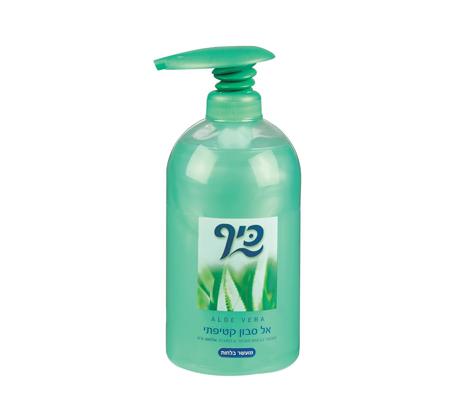 מארז 10 יחידות סבון נוזלי כיף 1 ליטר - תמונה 3