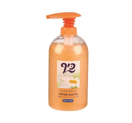 מארז 10 יחידות סבון נוזלי כיף 1 ליטר - תמונה 4