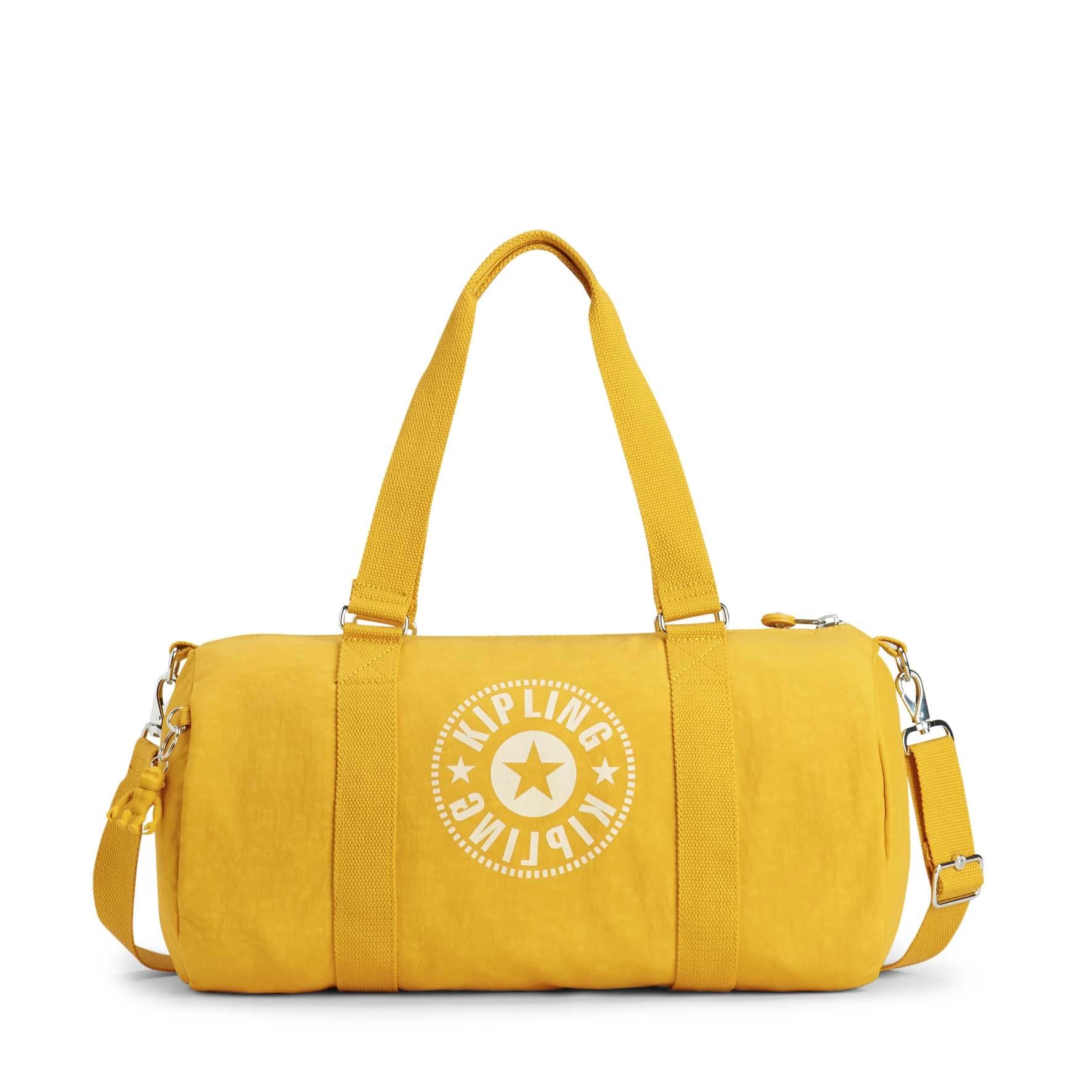תיק ספורט Onalo - Lively Yellow צהוב תוסס