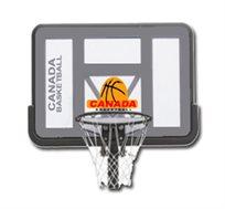 לוח כדורסל מקצועי 44 אינץ' CANADA ATHLETICS