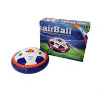 משחק כדורגל מרחף ומאיר בחושך  Air Ball