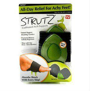 זוג רפידות נוחות איכותיות מבית STRUTZ להקלה על כפות הרגליים בעמידה ממושכת - משלוח חינם - תמונה 4
