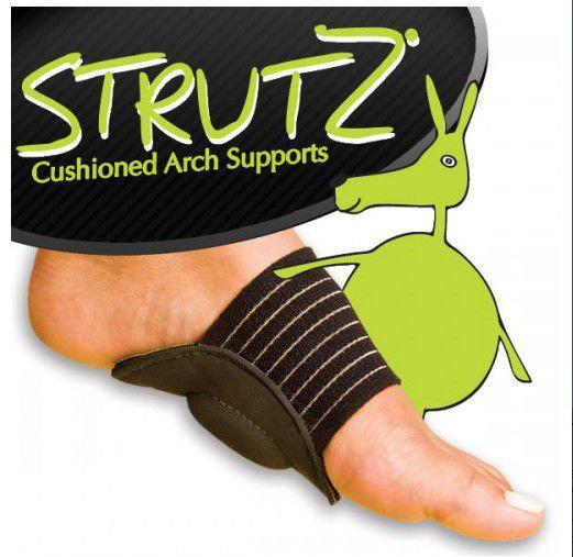 זוג רפידות נוחות איכותיות מבית STRUTZ להקלה על כפות הרגליים בעמידה ממושכת - משלוח חינם - תמונה 2