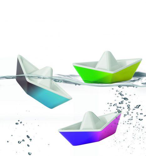 סירות אוריגמי משנות צבעים - Kido