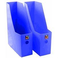 קופסת קטלוג מפל כחול