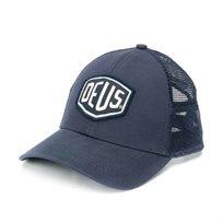 דאוס כובע מצחייה Deus Cap Navy
