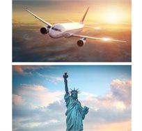 טיסה לניו יורק עם Air France בחודשים ינואר-מרץ רק בכ-$519*