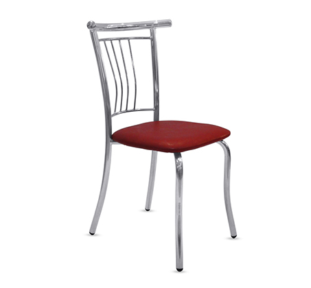 כסא מטבח בריפוד סקאי דגם קינג במבחר גוונים לבחירה