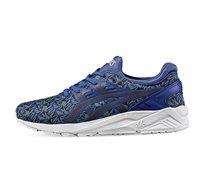 נעלי אופנה Asics יוניסקס דגם H621N-4950 בצבע כחול