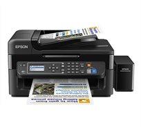 מדפסת הזרקת דיו משולבת All-In-One אלחוטית Epson L565