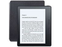 Amazon Kindle Oasis (WiFi)  קורא ספרים אלקטרוני - מוגן מים ללא פרסומת