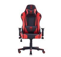 כיסא גיימרים  DRAGON GAMECHAIR GLADIATOR צבע אדום דגם GPDRC-GLA-R