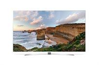 """טלוויזיה """"65 תלת מימד LG Smart TV LED ברזולוציית 4K עם עיבוד תמונה PMI 2700"""