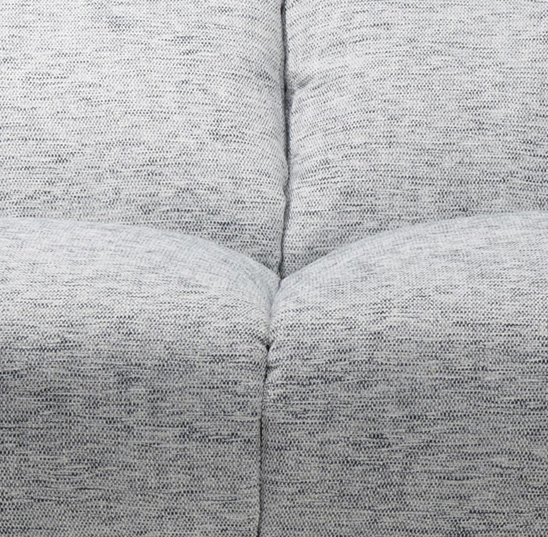 ספה מעוצבת דגם פילה ביתילי מרופדת בד סינטטי נעים למגע לשדרוג חלל הבית - תמונה 3