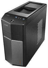 מחשב נייח מבית Dell דגם I3847-3851Bk מארז Mini Tower, מעבד Core I3, זיכרון 8Gb, דיסק קשיח 1Tb, מערכת Windows 8.1 ושנה אחריות