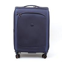 "Delsey - גדולה 77 ס""מ בצבע כחול Monmartre מזוודת"