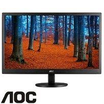 """מסך מחשב LED מבית AOC בגודל 18.5"""" דגם E970SWN"""