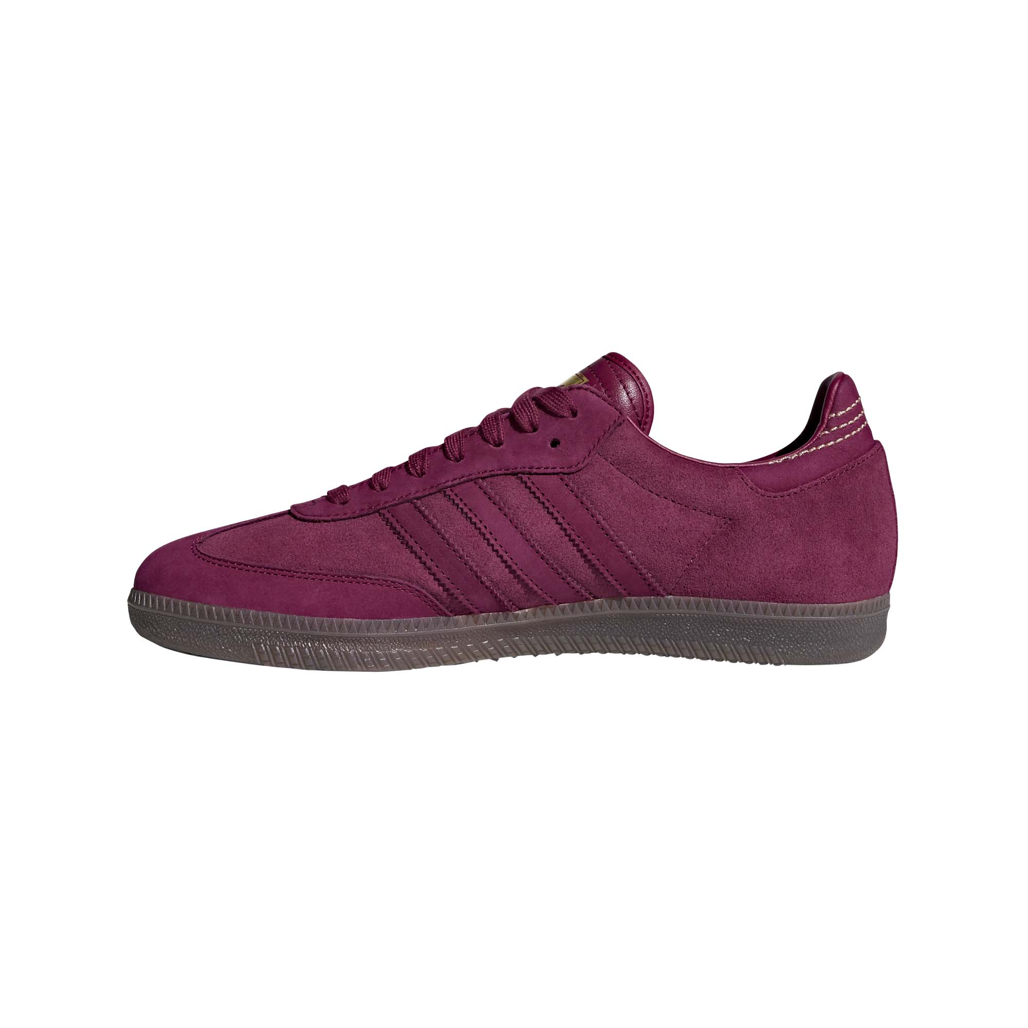 Implacable Salida período  נעלי אדידס סמבה לגברים - ADIDAS SAMBA FB MYSTERY RUBY SHOES