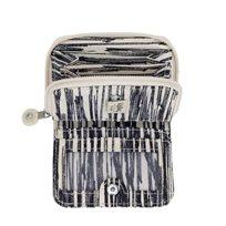 ארנק קטן TOPS - Scribble linesפסים משורבטים