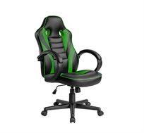 כיסא גיימר הורייזון  HUNTER  ירוק