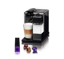 מכונת Nespresso לטיסימה טאץ' עם מקציף חלב מובנה בצבע שחור טיטניום דגם F511 ;