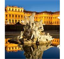וינה הקסומה! טיסה בלבד או חופשה לבירת אוסטריה, 3 או 4 לילות במלון 4* החל מכ-$250* לאדם!