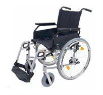 כסא גלגלים קל Rotec זמין עם מושב בשמונה מידות רוחב