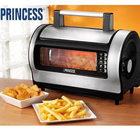 """מהיום אוכלים בריא! """"פרינצ'יפס"""" - מכשיר טיגון מהפכני לבישול ללא שמן מבית PRINCESS הולנד"""