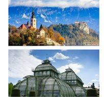 """7 ימי טיול מאורגן בסלובניה ואוסטריה כולל טיסות ואירוח ע""""ב א.בוקר רק בכ-$767* לאדם"""