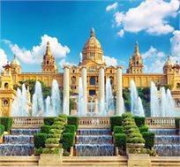 טיול מאורגן ל-8 ימים ביולי אוגוסט בברצלונה, קוסטה ברווה וצרפת החל מכ-$646*