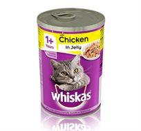 מארז 10 קופסאות שימורי מזון מלא לחתולים בטעמים לבחירה