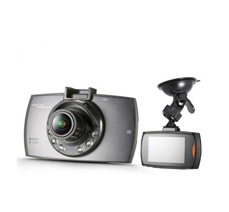 """מצלמת רכב עם צג ענק """"2.4 כולל לדים לצילום בתנאי חושך"""