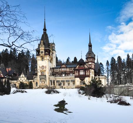 טסים ל-3 עד 4 לילות ברומניה באתר הסקי פויאנה ברשוב כולל מלון ורכב לכל התקופה החל מכ-€399* לאדם! - תמונה 7