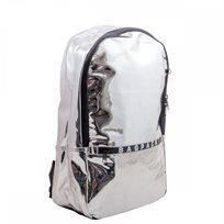 תיק גב Bagpack Shiny Silver