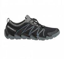 נעלי טיולים לגברים Merrell Tetrex בצבע שחור