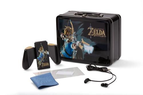 The Legend of Zelda Collectible Lunchbox Kit for Nintendo Switch קופסת אספנים זלדה - תמונה 2