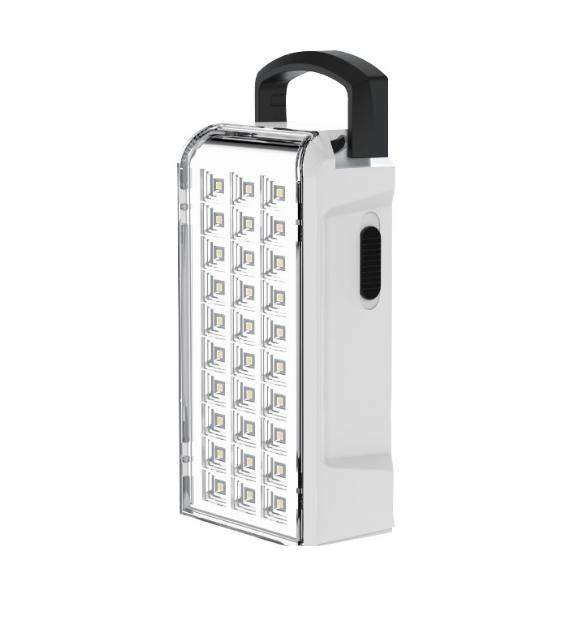 תאורת חירום 30 לדים ניידת דגם HEM-808