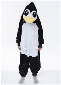 וונזי פליז Kids  Penguin