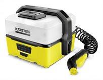 מכונת שטיפה נייידת: מכשיר שטיפה בלחץ נייד קרשר