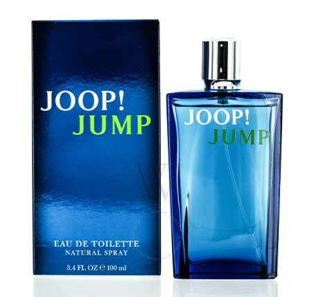 """בושם לגברים Joop Jump א.ד.ט 100 מ""""ל"""