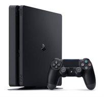 קונסולה Playstation 4 דגם SLIM בנפח 500GB צבע שחור+סטנד מתנה CONSOLE PS4 500 G