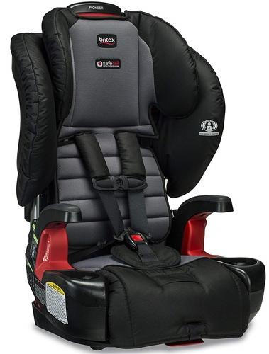 כסא בטיחות משולב בוסטר פיוניר Pioneer 70 בצבע Ashton