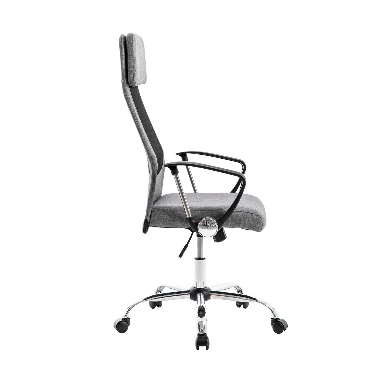 כסא מנהלים אורתופדי המעניק נוחות מריבית עם מבנה ארגונומי ומושב גבוה ומרופד TAKE IT - משלוח חינם - תמונה 3
