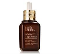 Advanced Night Repair סרום אדוונס נייט ריפר Estee Lauder + תיק איפור עם מוצרי איפור בגודל מיוחד מתנה