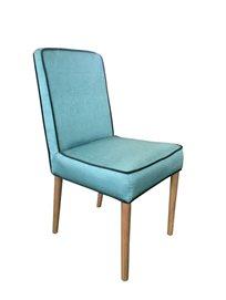 כיסא מרופד לפינת אוכל דגם פורטו ביתלי במגוון צבעים