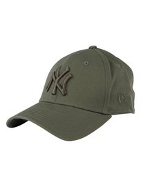 New Era יוניסקס// כובע League Olive